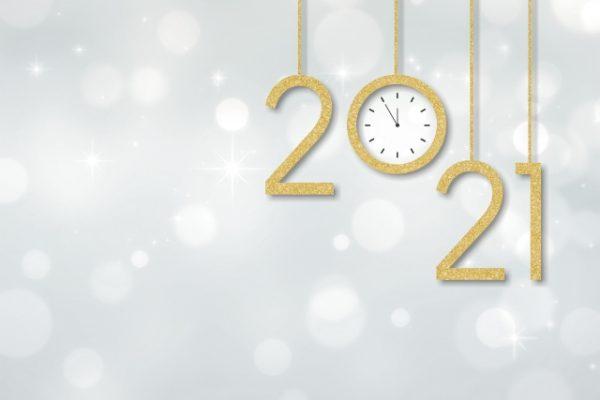 2021年もよろしくお願いいたします♫
